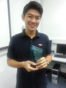 Research Showcase: Jim Chai- Winner 2013