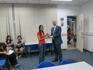 Research Showcase: Lim Phui Cheng - Best Press Release Prize