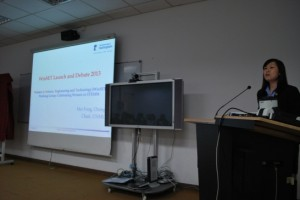 Keynote address by Ir Dr Chong Mei Fong