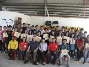 Shell Refinery Visit Oct 2013 004