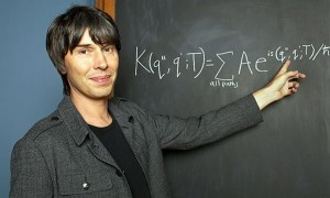 Professor Brian Cox: Picture from Radio Times (http://www.radiotimes.com/news/2011-12-18/brian-cox-can-santa-travel-faster-than-the-speed-of-light)