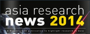 Asia Research News 2014 - cover