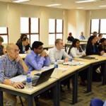 Employability Panel featuring Dr Vanaja far right U21 KWBN Employability