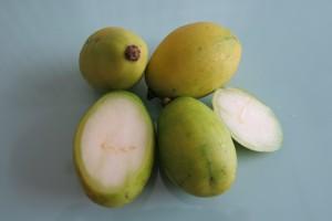Ambarella fruits