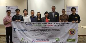 Organizing Committee Members of ISPFVF 2014