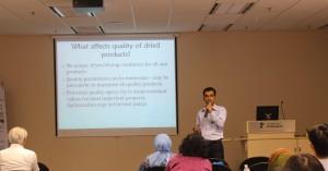Dr Sachin Vinayak Jangam (National University of Singapore)