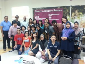 Farewell to Summer Interns - Sep 2014 - 001