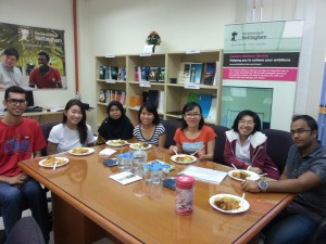 Farewell to Summer Interns - Sep 2014 - 006