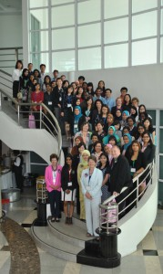 Photo C: Group Photo of all participants and guests
