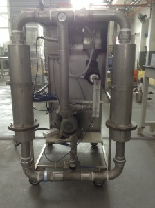 Adsorption dryer project