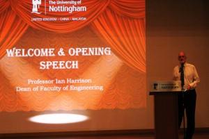 Professor Ian Harrison