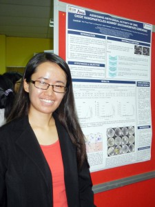 Sii Gii - The Best Poster Presenter