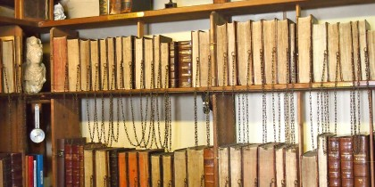 Wimborne Chained Library