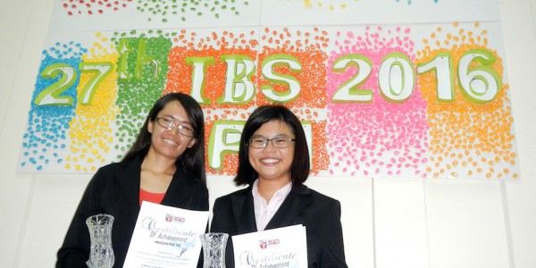 Our Two Winners from UNMC