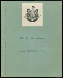 Cover of Laura Philippine (La L 26)