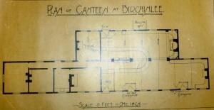 Canteen at Birchinlee Tin Town