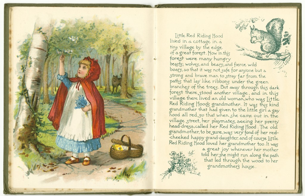 essay on little red riding hood