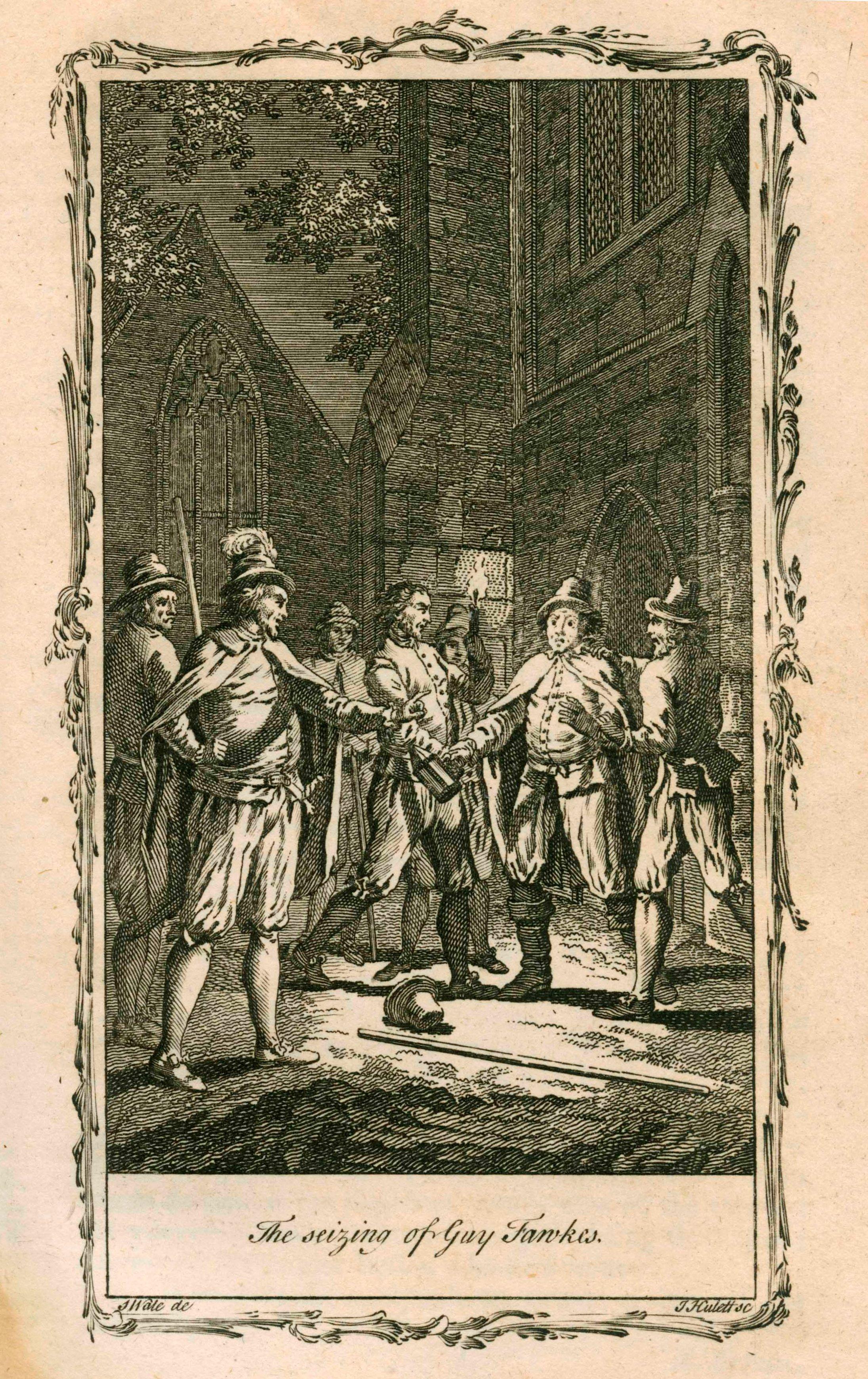 Gunpowder, Treason & Plot - Manuscripts and Special Collections
