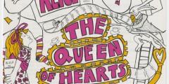 Flyer, 'Alice: The Queen of Heart's Revenge', 1993 (Ref NPT 2/53/5)