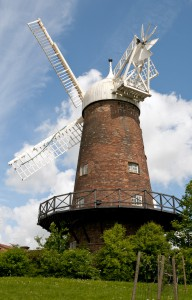 Green's Mill, Sneinton, 2014
