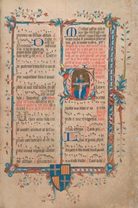Antiphonal Easter Crucifixion