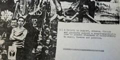 Punk Society flyer 1980
