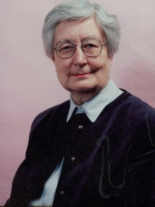 Professor Monica Partridge, c.1980