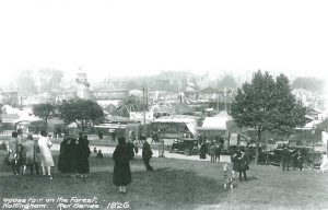 Goose Fair on the Forest Rec, 1930 (Lund, 'Goose Fair in Old Picture Postcards', EMC Pamphlet Not3.N44 LUN)