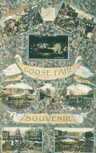 Souvenir Programme, 1908 (Iliffe & Baguley, 'Victorian Nottingham, Volume 4', EMC Oversize Not3.D28 ILI)