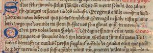 Prayer to St Zita, 15th century (WLC/LM/11)