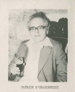 Photo of Patrick O'Shaughnessy