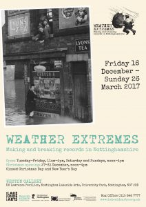 Extreme Weather Poster