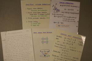 Notes and overhead projector transparencies for a lecture on 'Basics of Magic Angle Spinning NMR', given in Heidelberg in September 1993