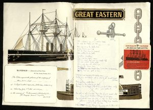 All four items contain images of sailing ships