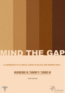 Cover for Mind The Gap