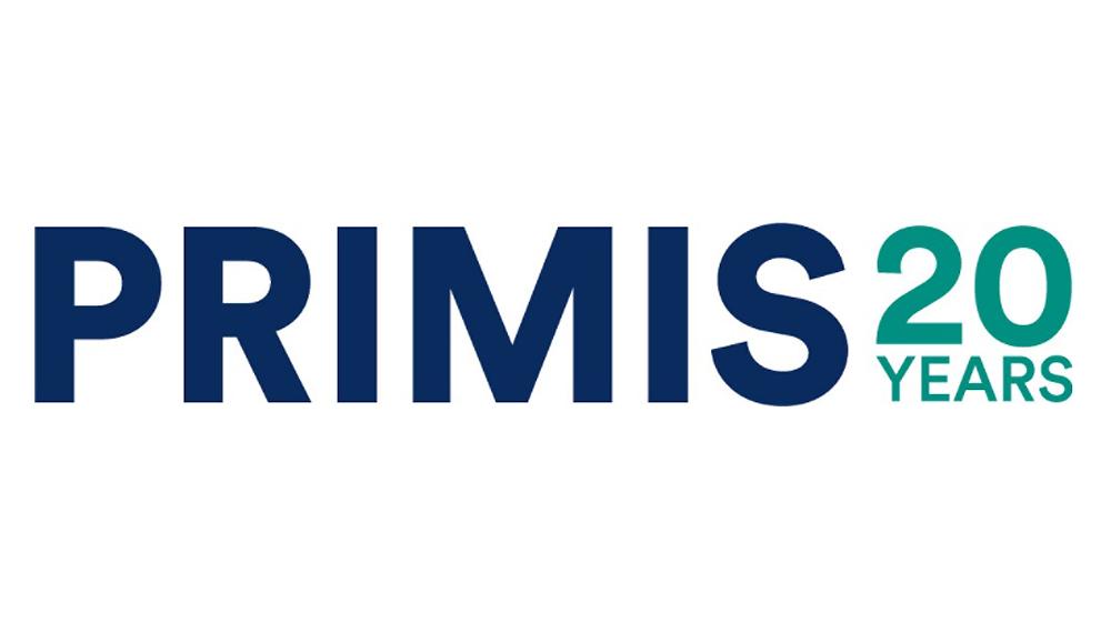 PRIMIS 20 Years Logo