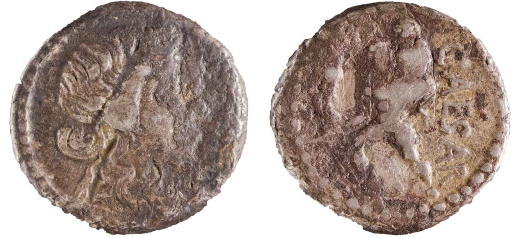 Denarius of Caesar