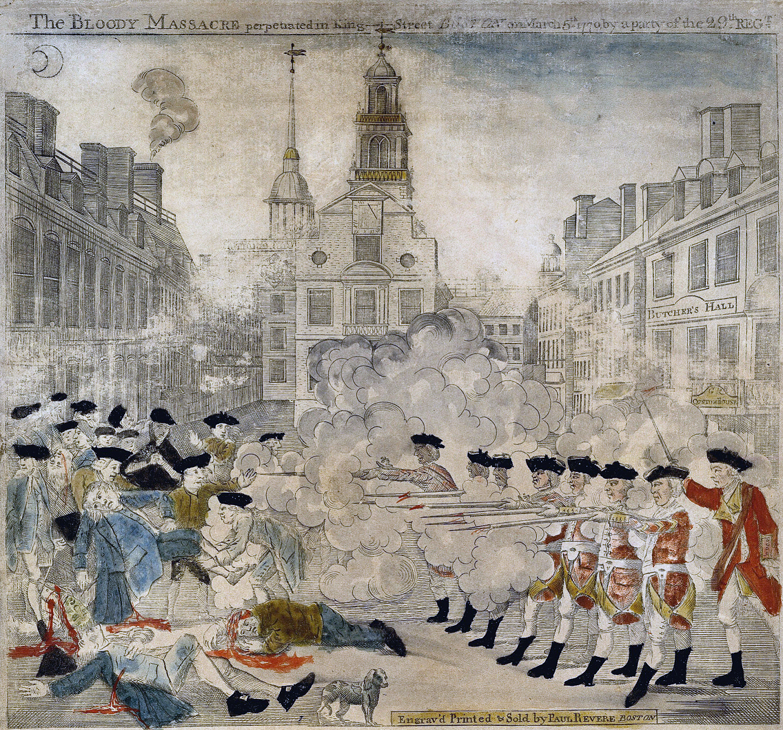 was the boston massacre really a massacre - essay