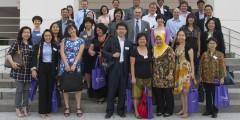 The University of Nottingham's teaching partners from around the globe