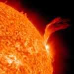 Navigating our way through solar threats PHOTO