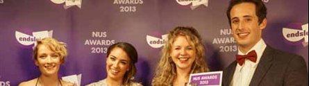 SU award photo