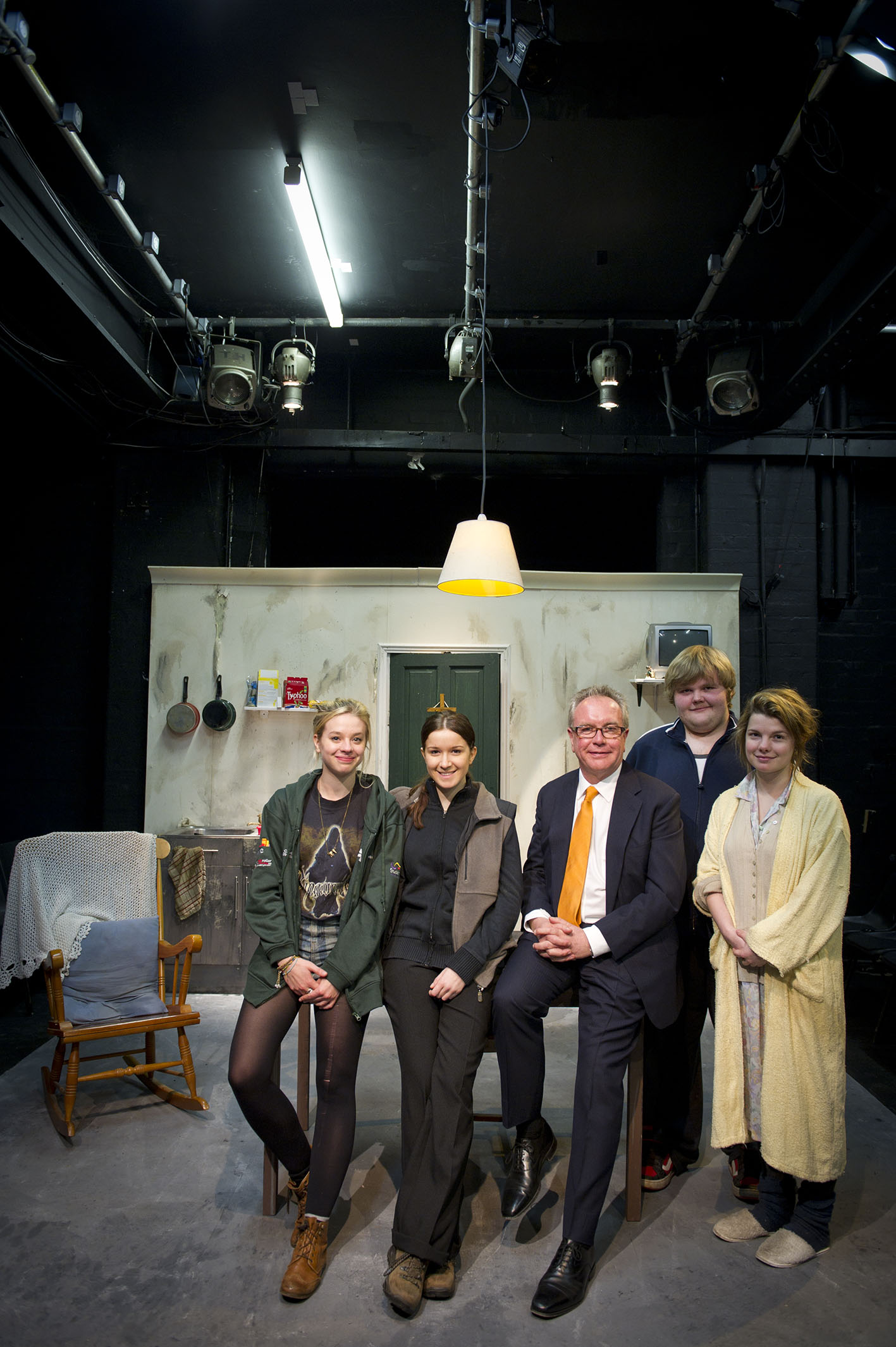 BBC's Matthew Bannister launches New Theatre appeal - The ...