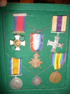 Jacob's medals