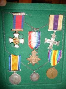 Jacob's medals