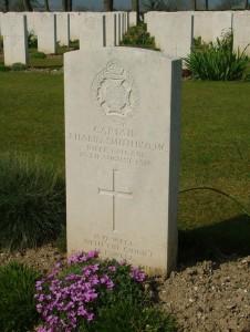 Jacob's tombstone