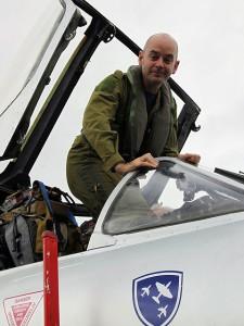 Brendan Walker jet