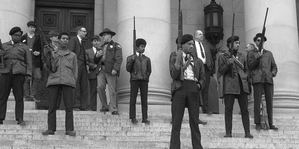 the history of the black panther party in the unites states of america The history and legacy of the black panther party yohuru williams offer a reappraisal of the black panther party's history and , fl 33132 united states.