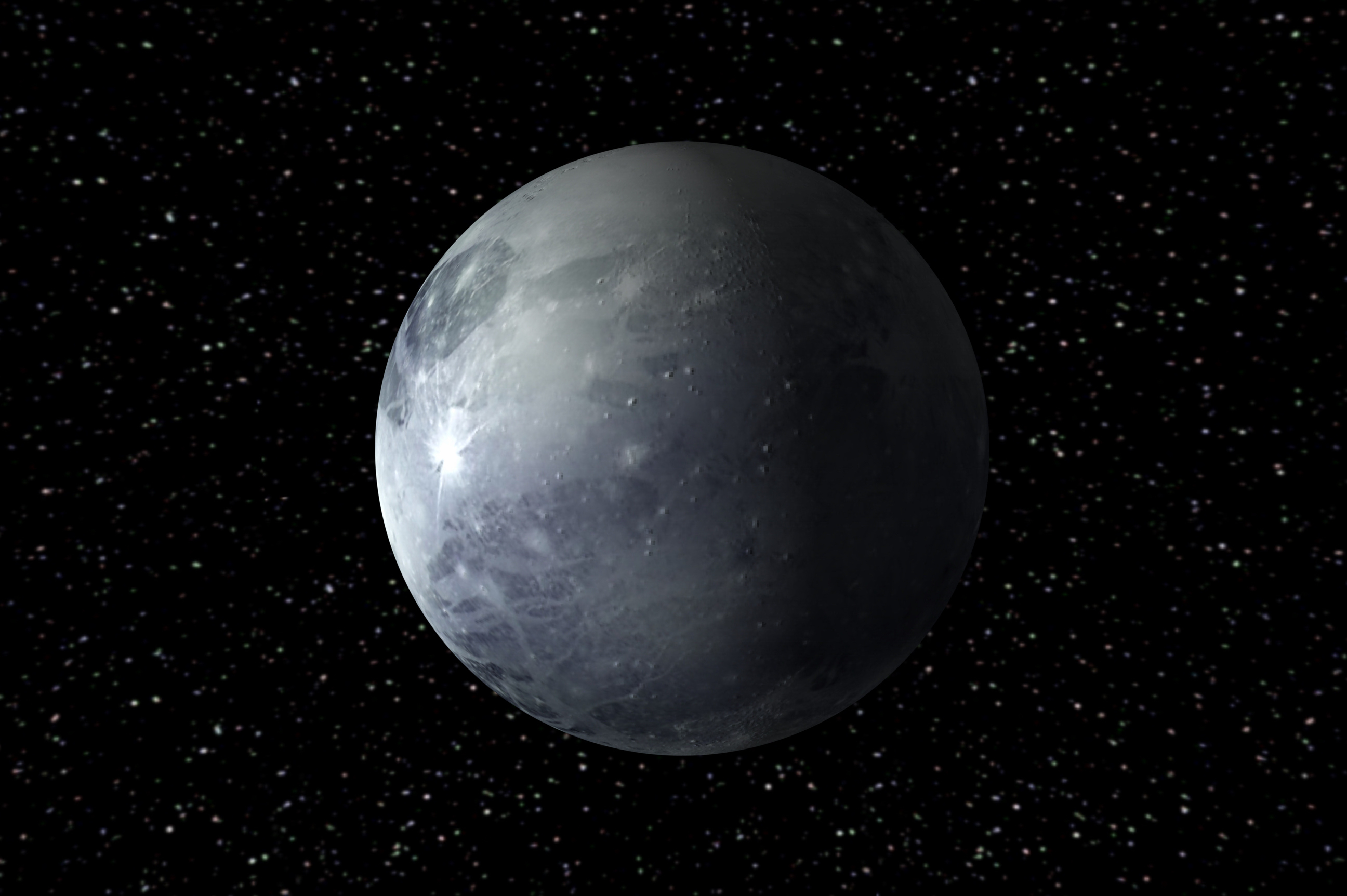 pluto planet real pictures - photo #16