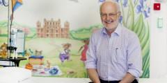 Prof. David Walker, Children's Brain Tumour Research Centre