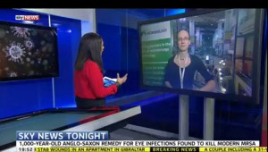 Dr Freya Harrison on Sky News 30 March 2015 (1)